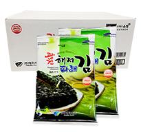 광천파래김 전장